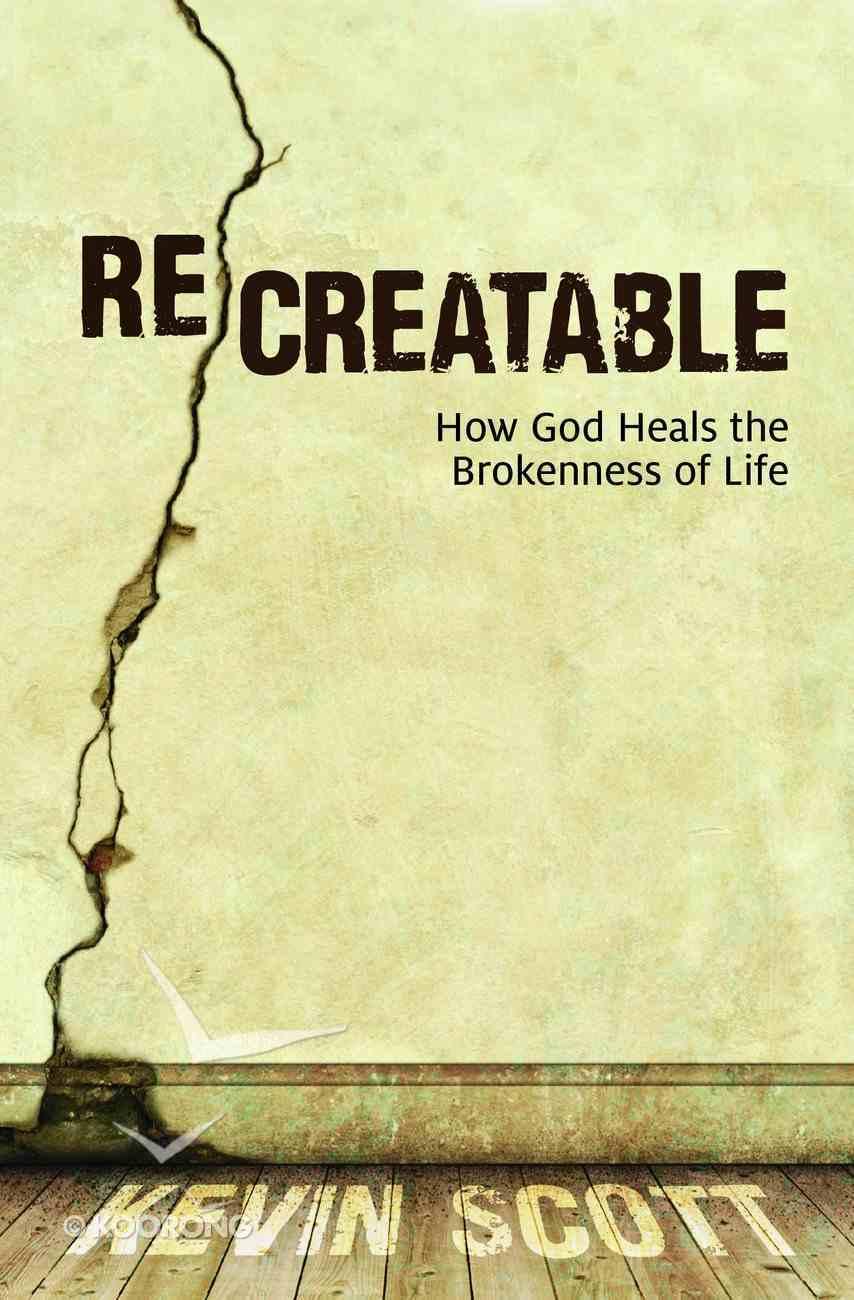 Recreatable Paperback