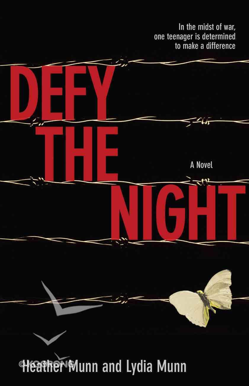 Defy the Night Paperback