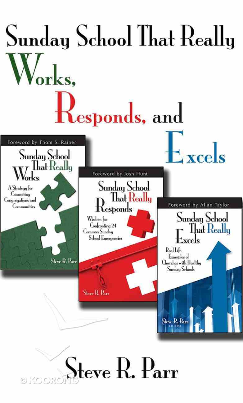 Sunday School That Really Works, Responds, and Excels eBook