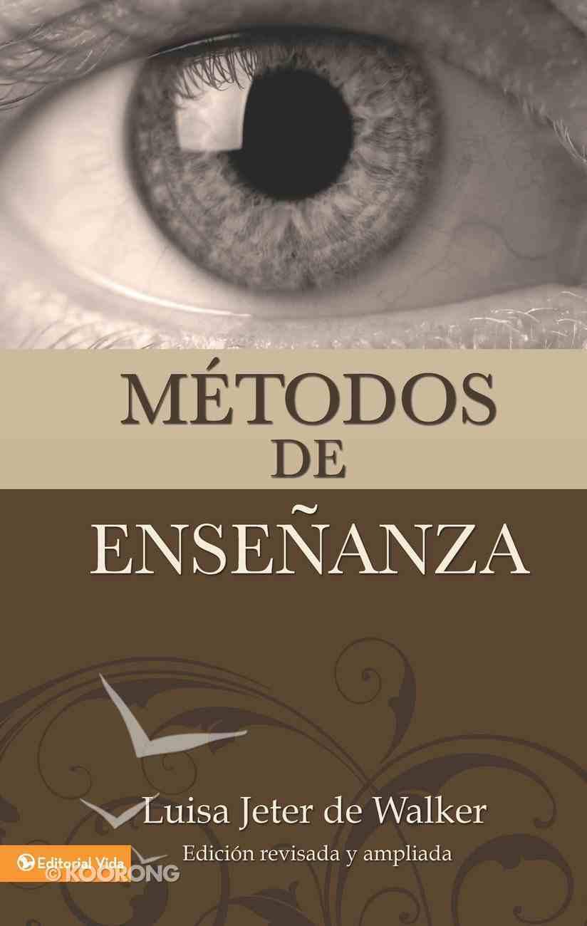 Mtodos De Enseanza (Methods Of Teaching) Paperback