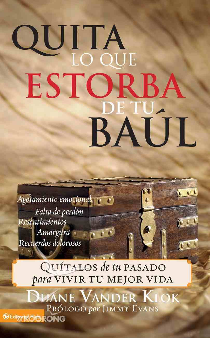 Quita Lo Que Estorba De Tu Bal (Get The Junk Out Of Your Trunk) Paperback