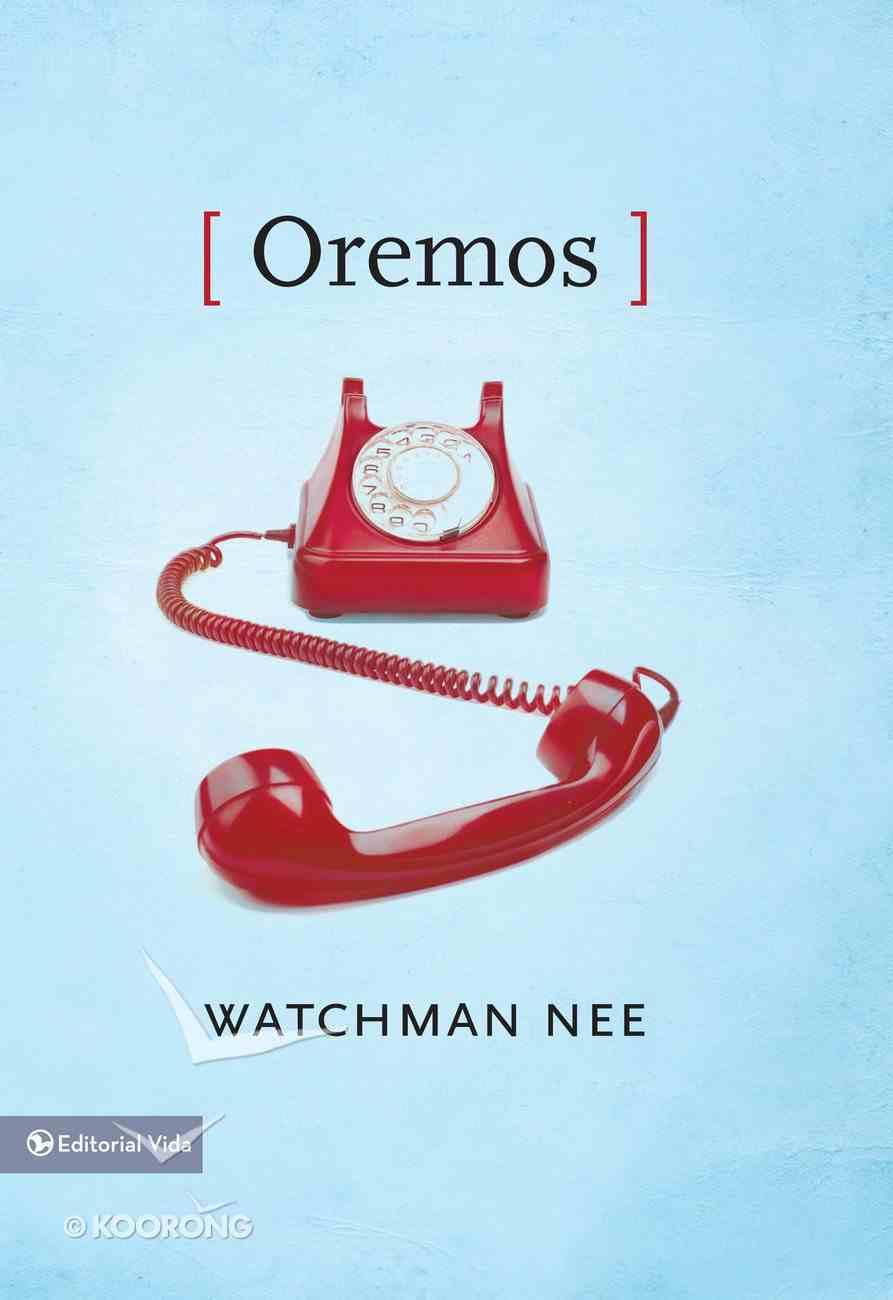Oremos (To Pray) Paperback