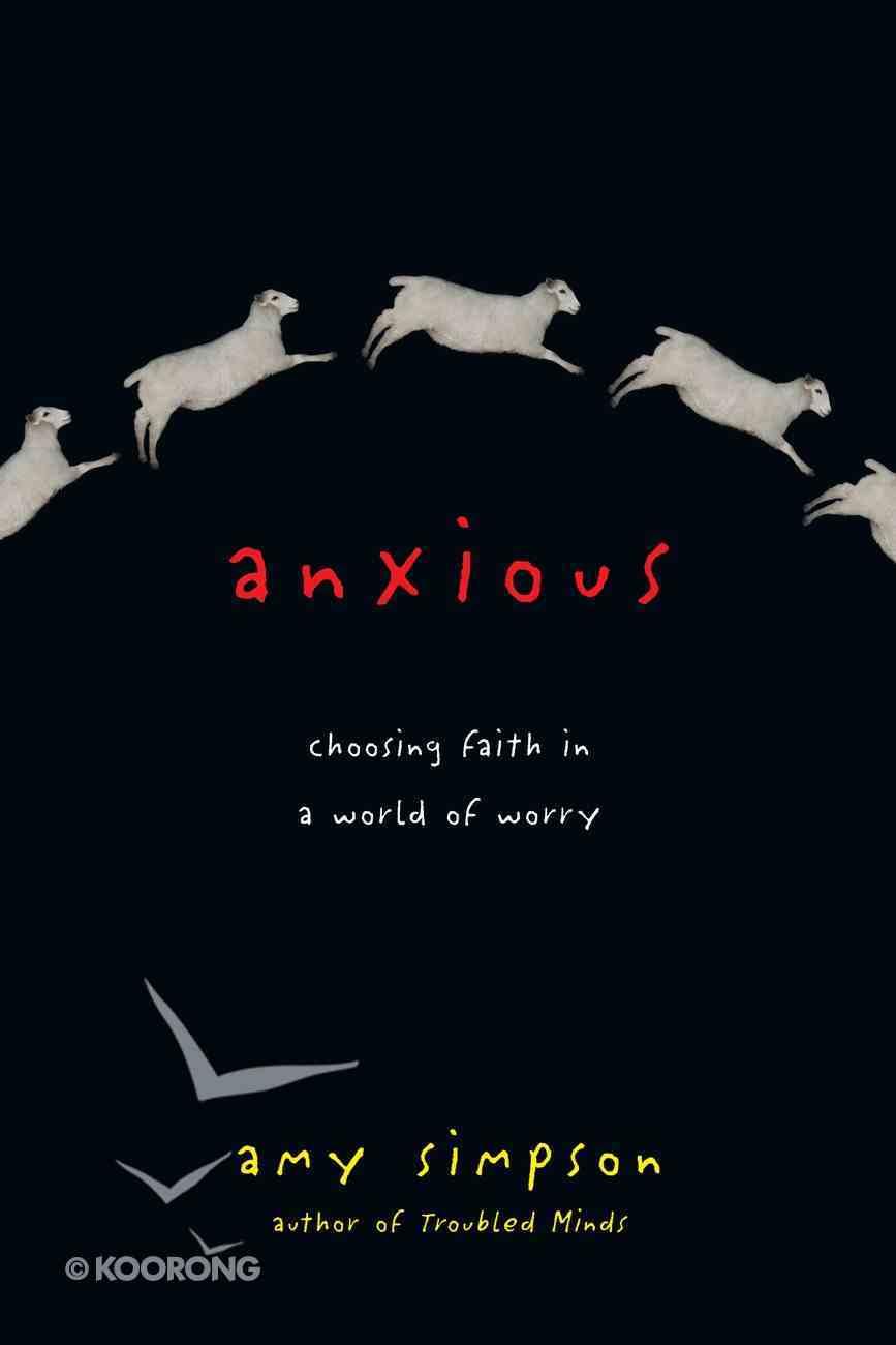 Anxious Paperback