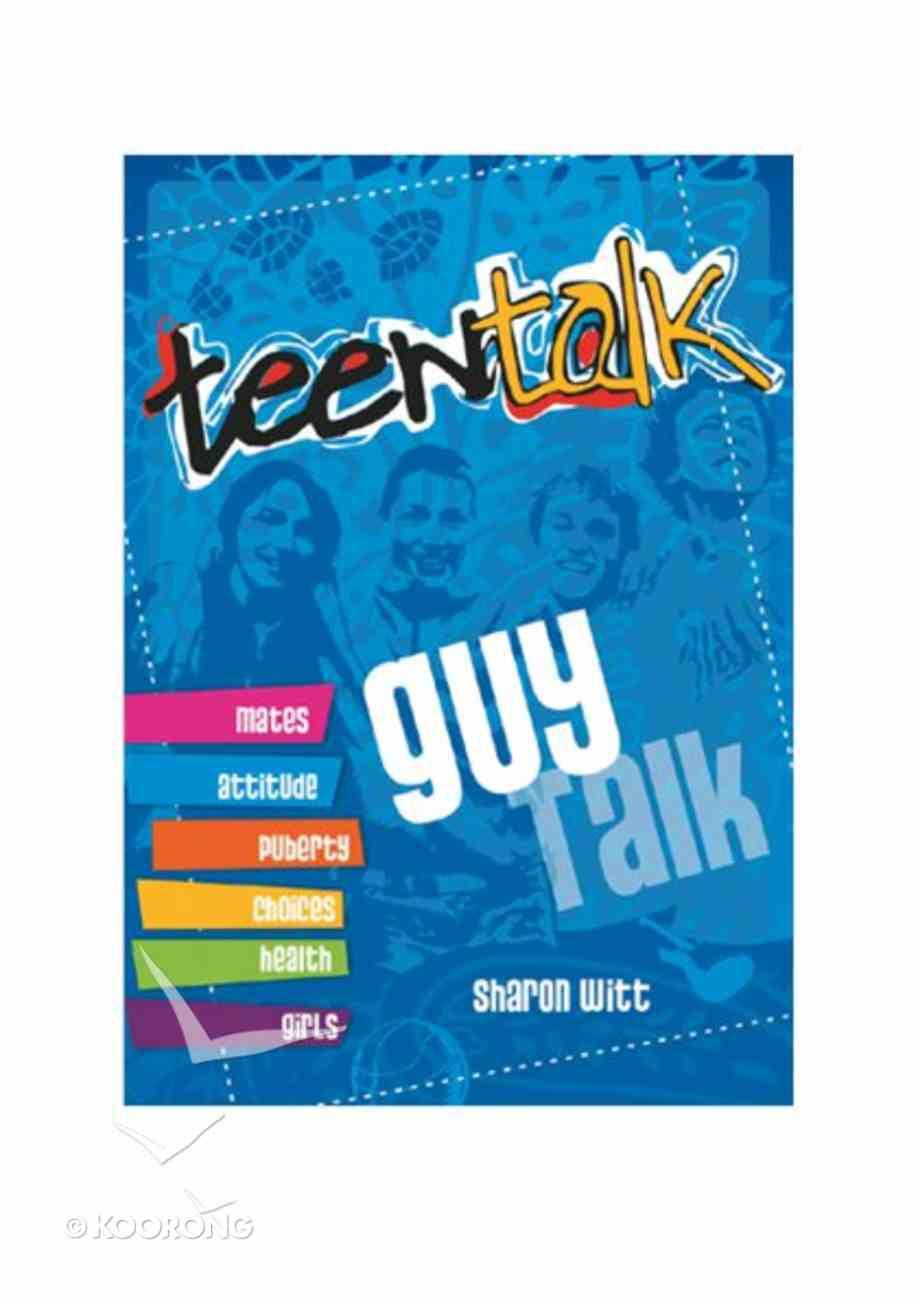 Guy Talk (Teen Talk Series) eBook
