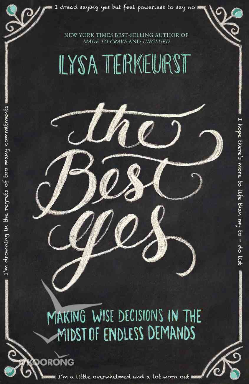 The Best Yes eBook