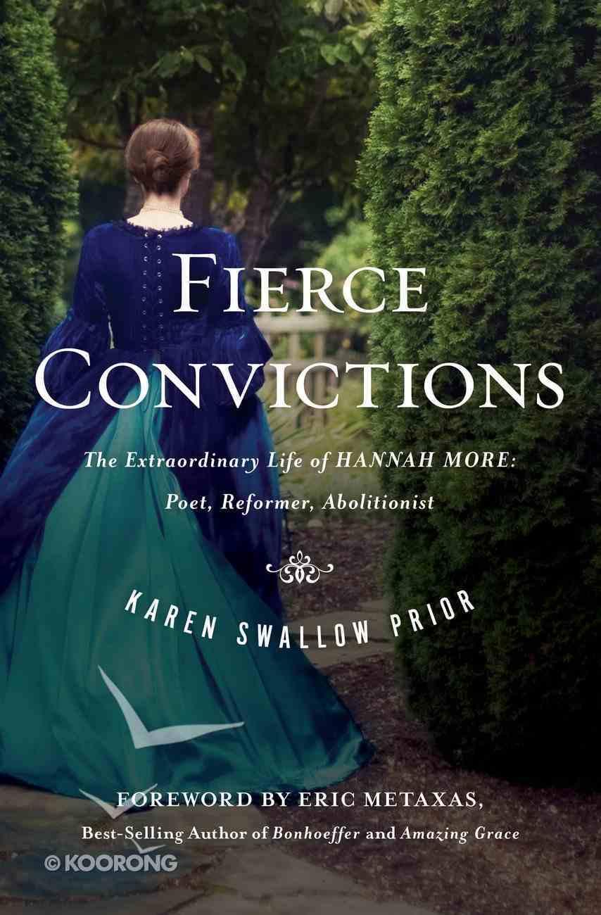 Fierce Convictions Hardback