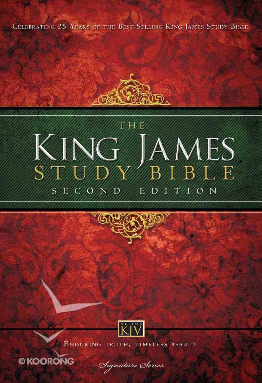 King James Study Bible eBook