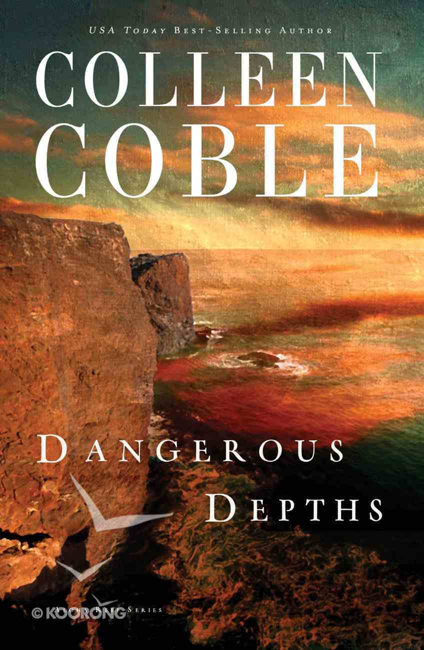 Dangerous Depths (#03 in Aloha Reef Series) Paperback