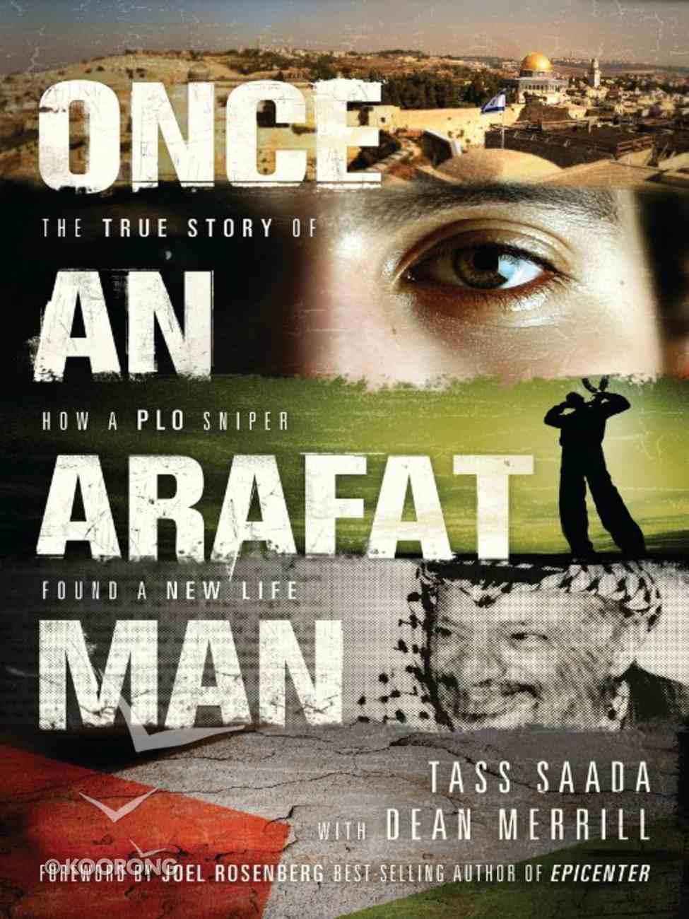 Once An Arafat Man eBook