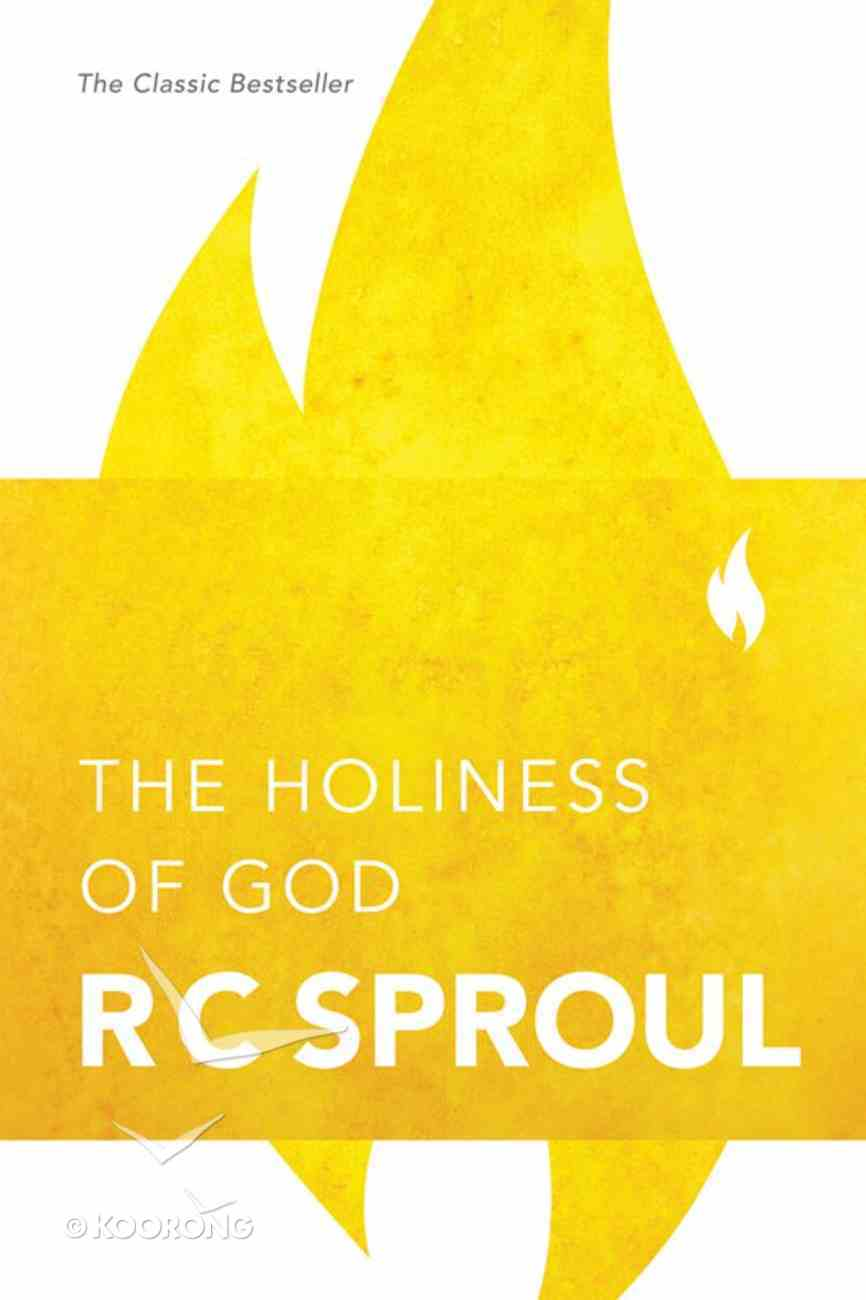 The Holiness of God eBook