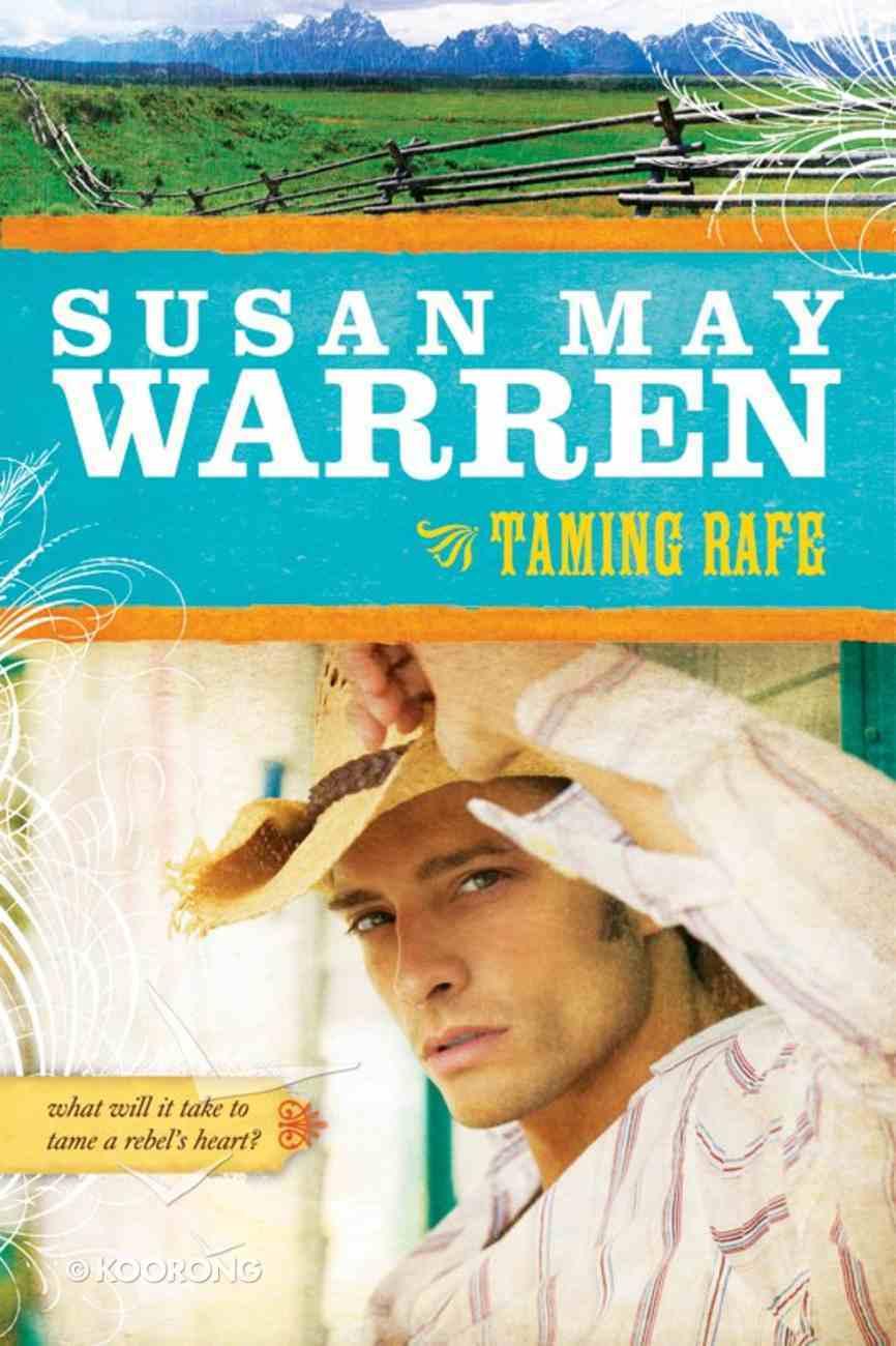 Taming Rafe (#02 in Noble Legacy Series) eBook