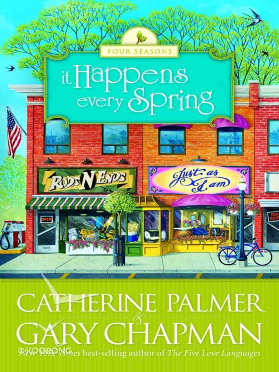 It Happens Every Spring (#01 in Four Seasons Series) eBook