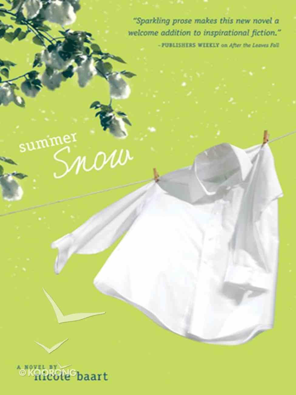 Summer Snow eBook