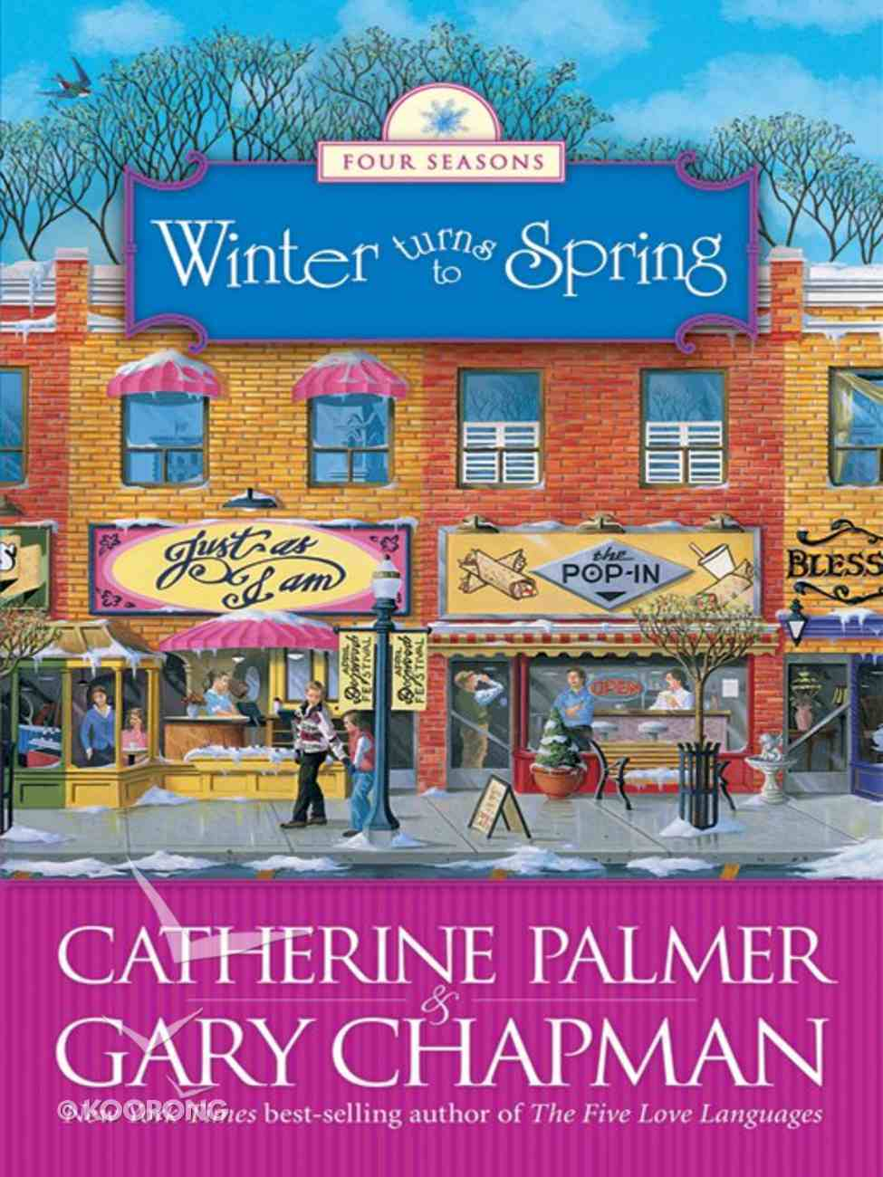 Winter Turns to Spring (#04 in Four Seasons Series) eBook