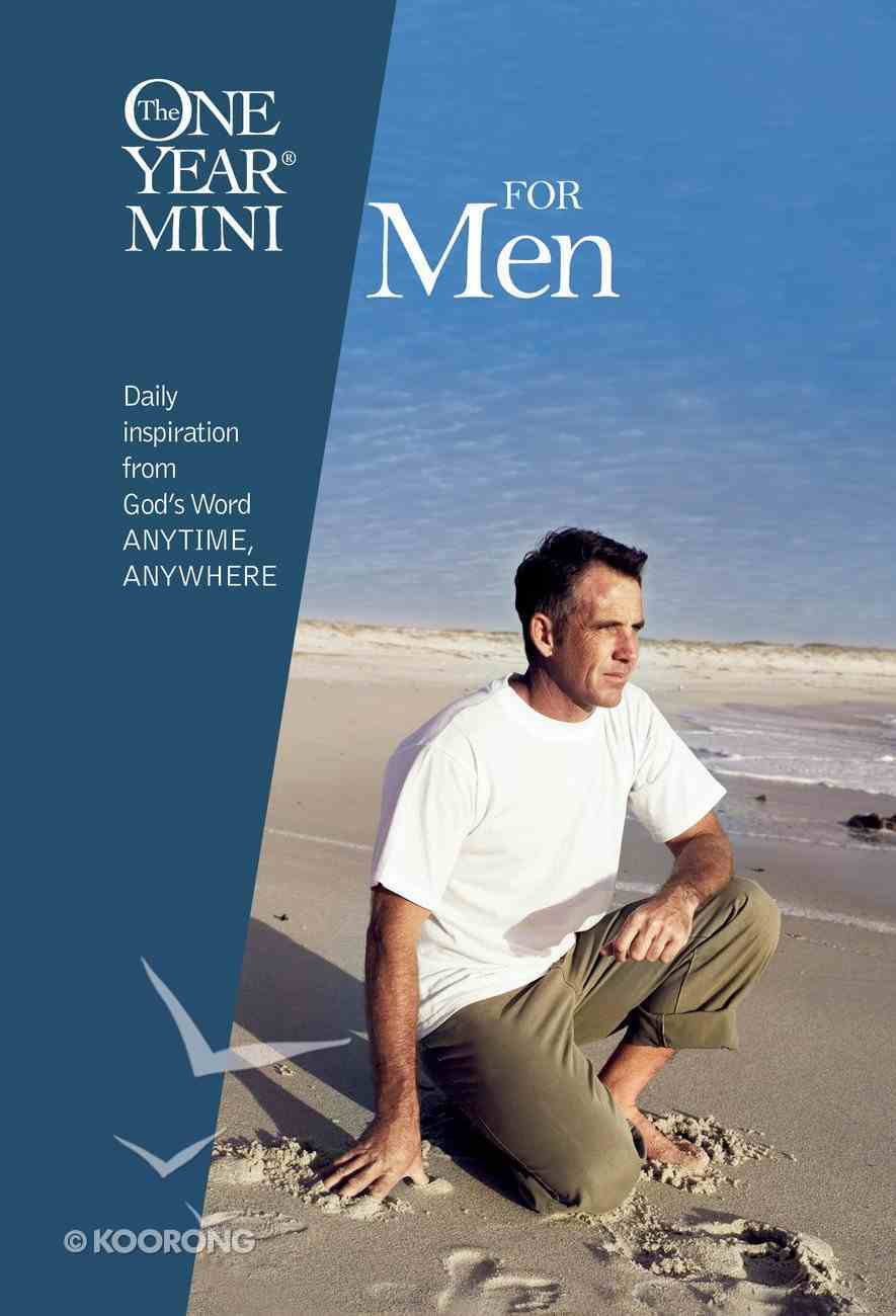 The One Year Mini For Men (One Year Series) eBook