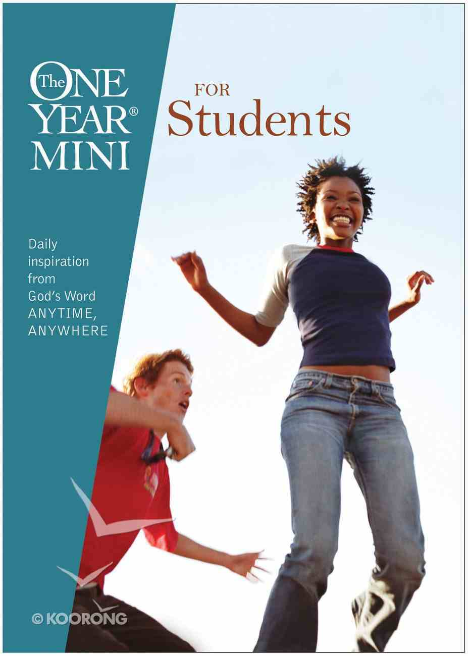 The One Year Mini For Students (One Year Minis Series) eBook