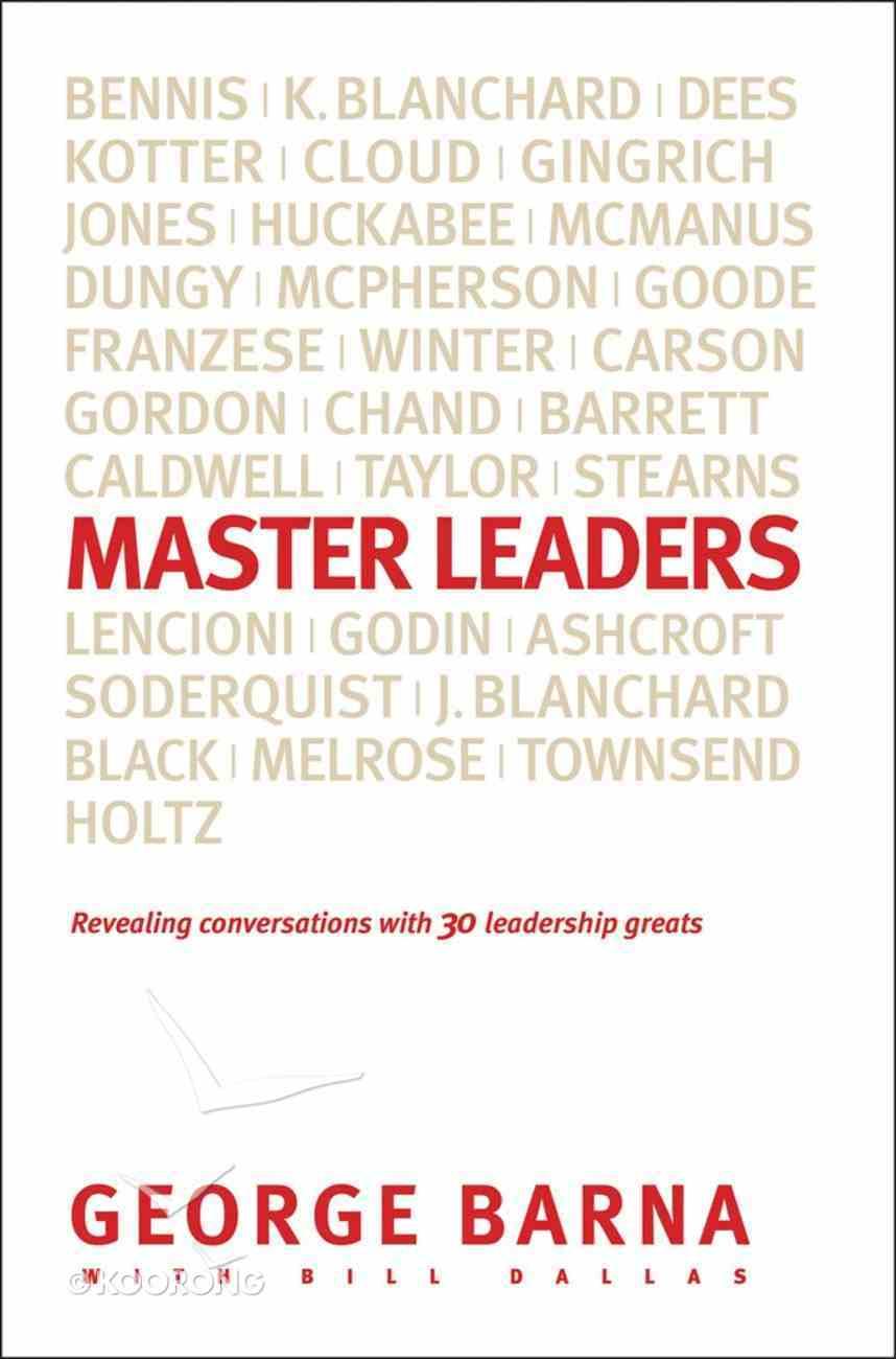 Master Leaders eBook
