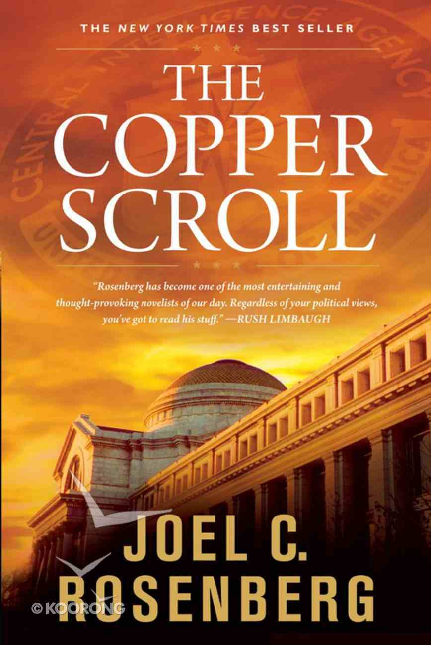 The Copper Scroll (The Last Jihad Series) eBook
