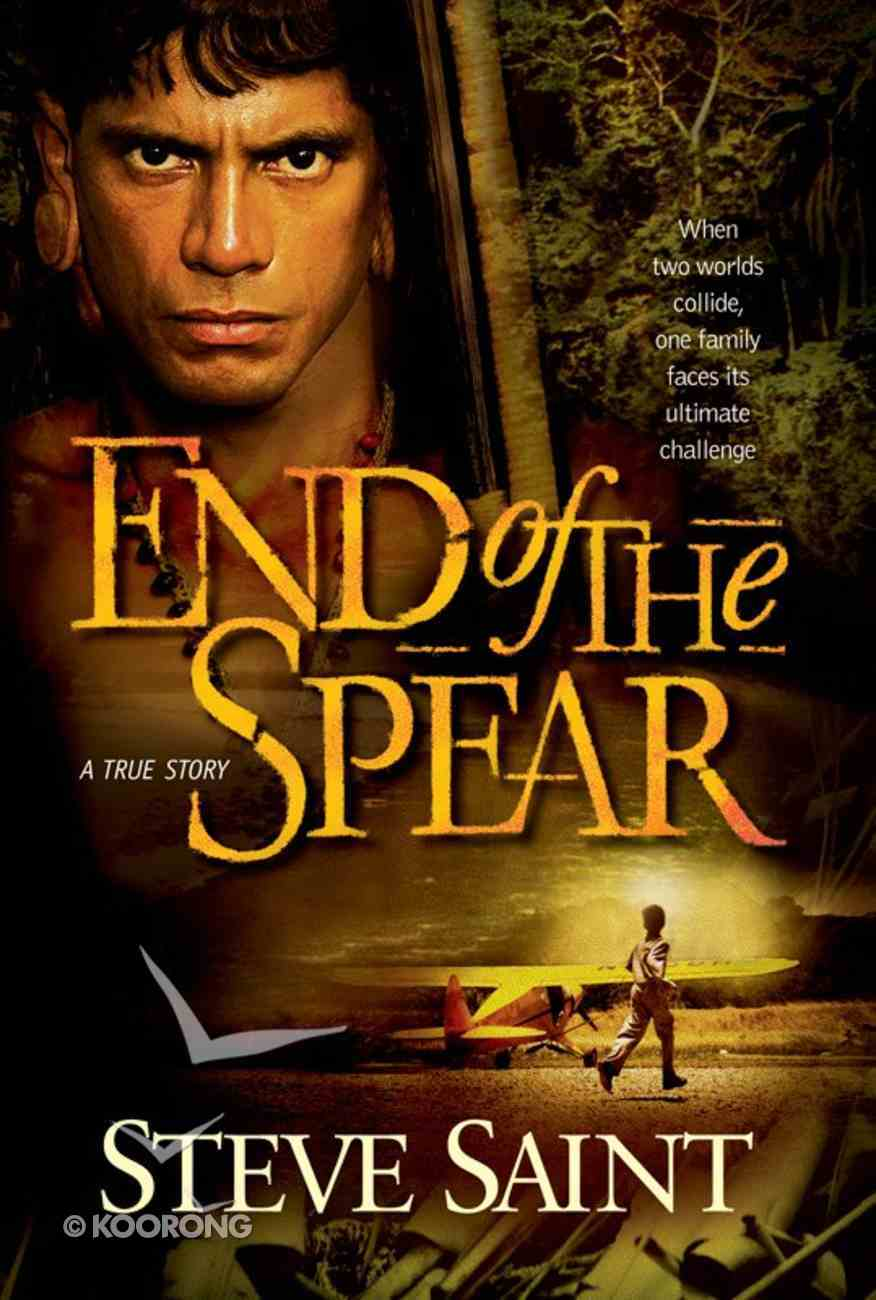 End of the Spear eBook