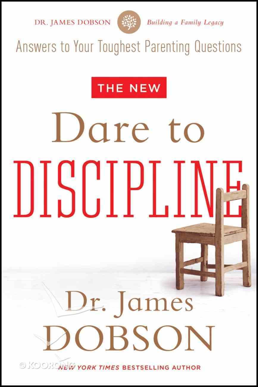 The New Dare to Discipline eBook