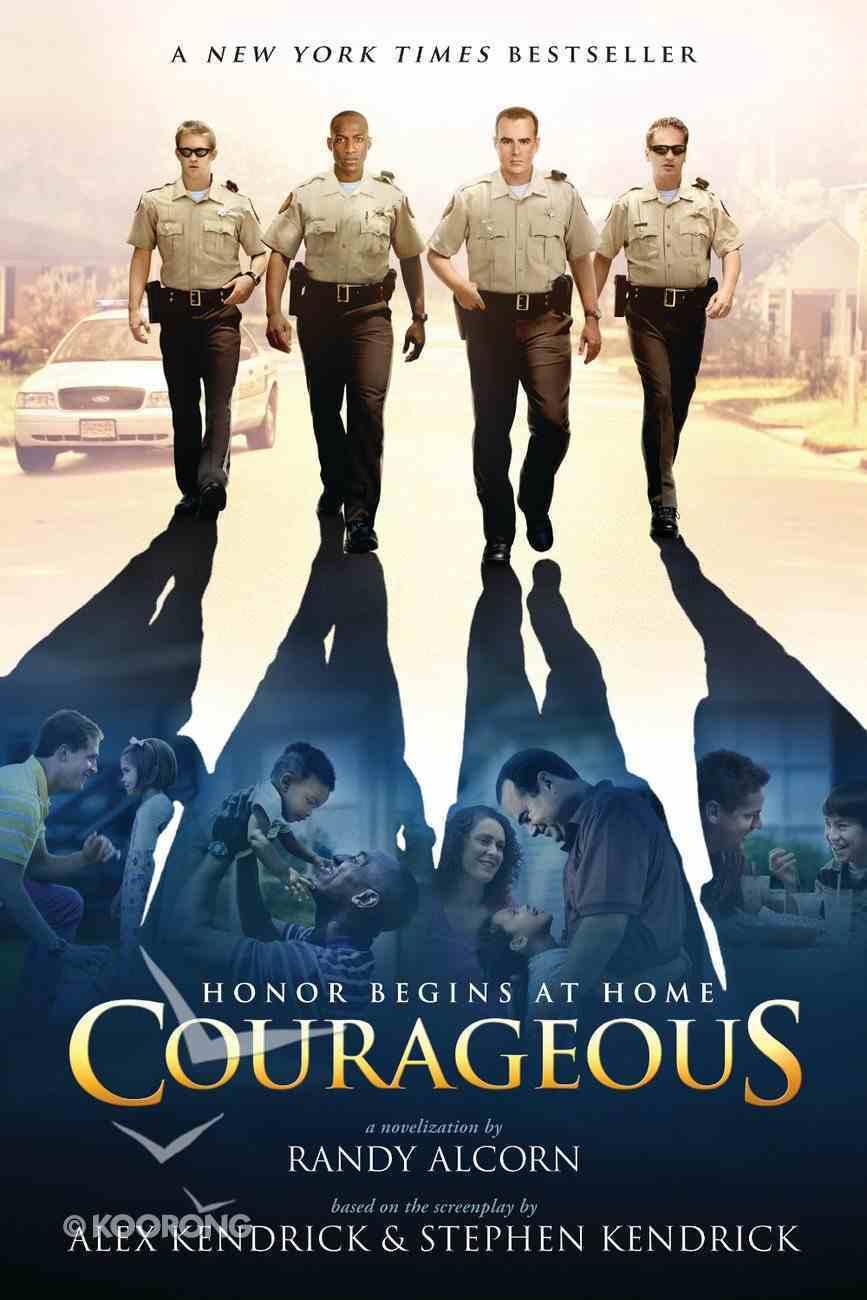 Courageous (Courageous Series) eBook