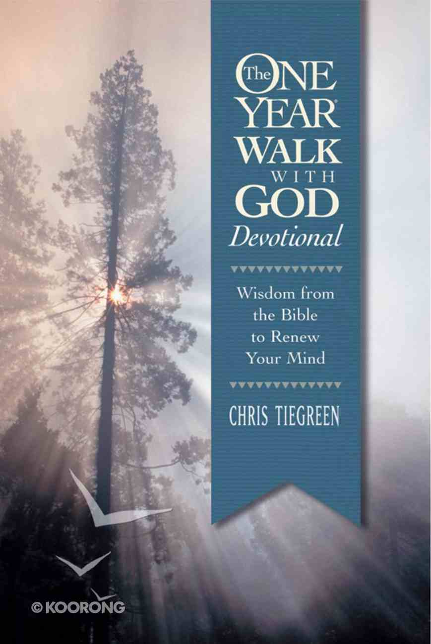 Walk With God Devotional (One Year Series) eBook