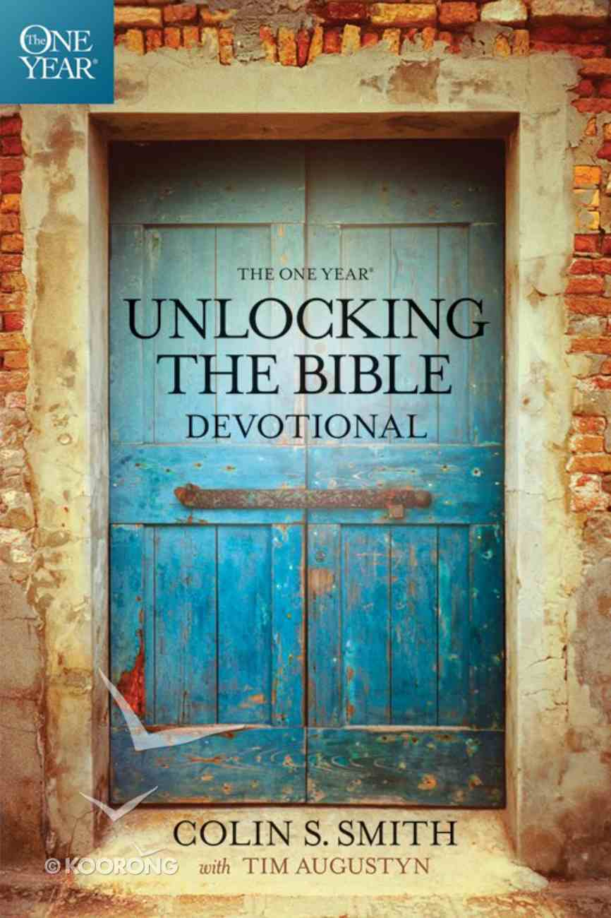 The One Year Unlocking the Bible Devotional eBook