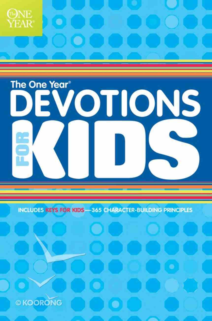 The One Year Book of Devotions For Kids (Vol 1) eBook