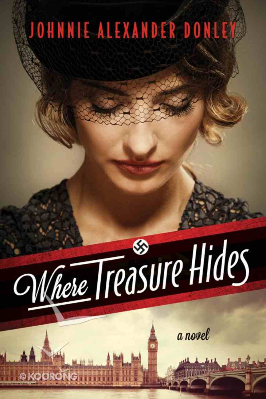 Where Treasure Hides eBook