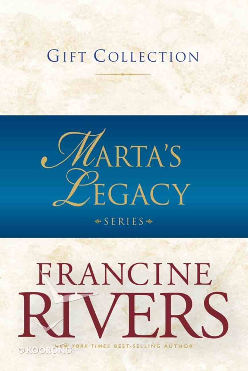 Boxed Set (Marta's Legacy Series) eBook