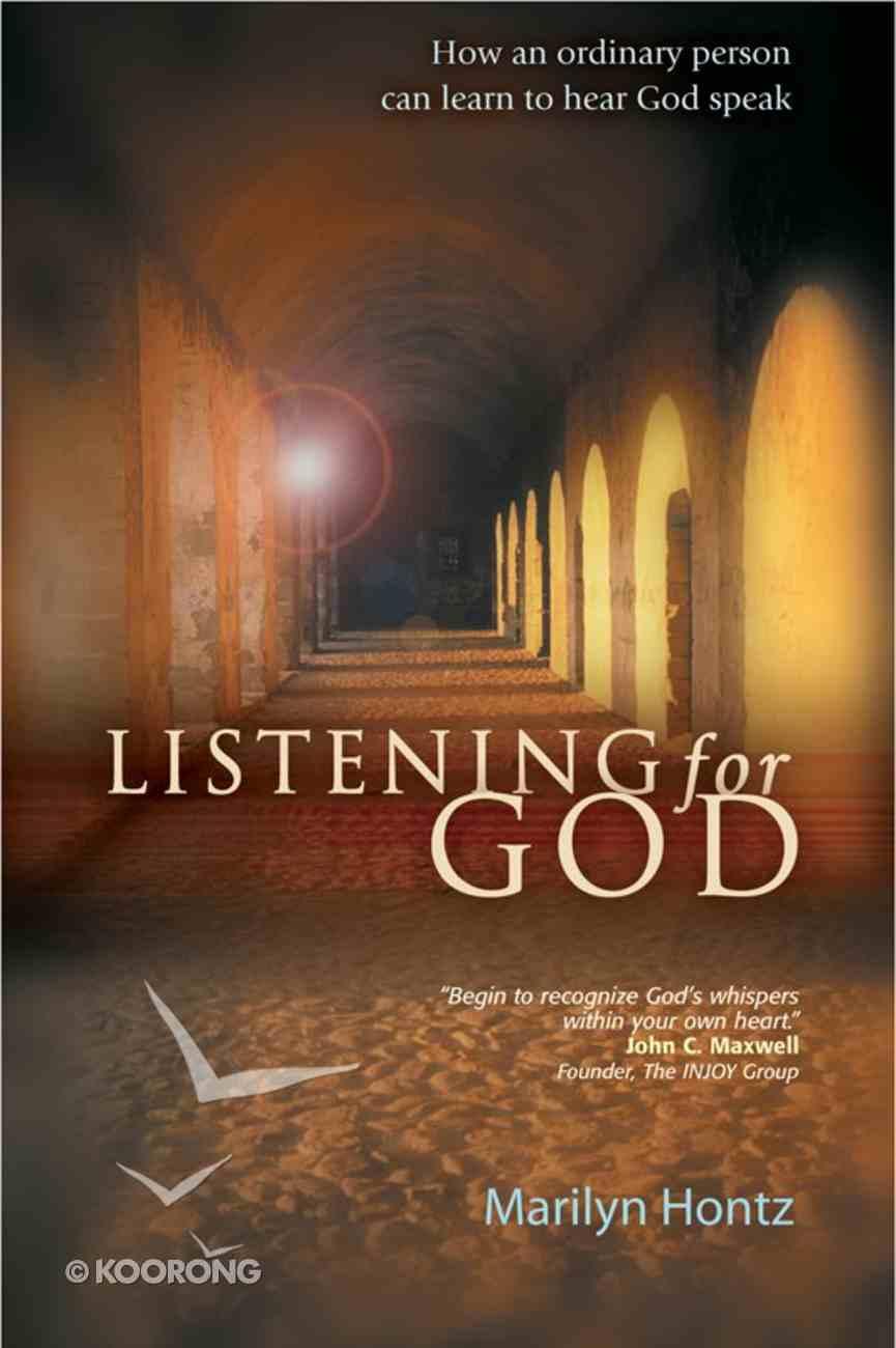 Listening For God eBook