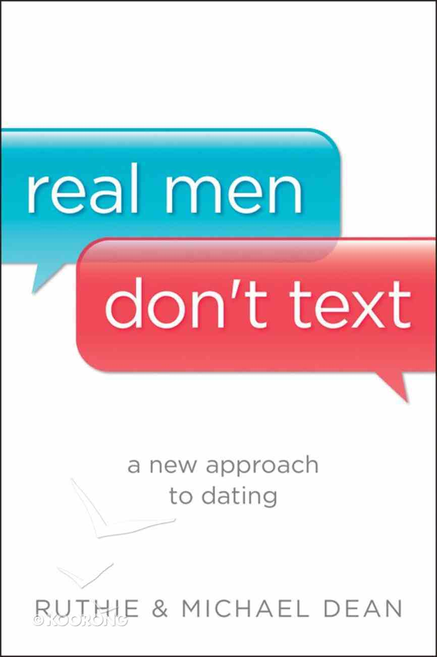 Real Men Don't Text eBook