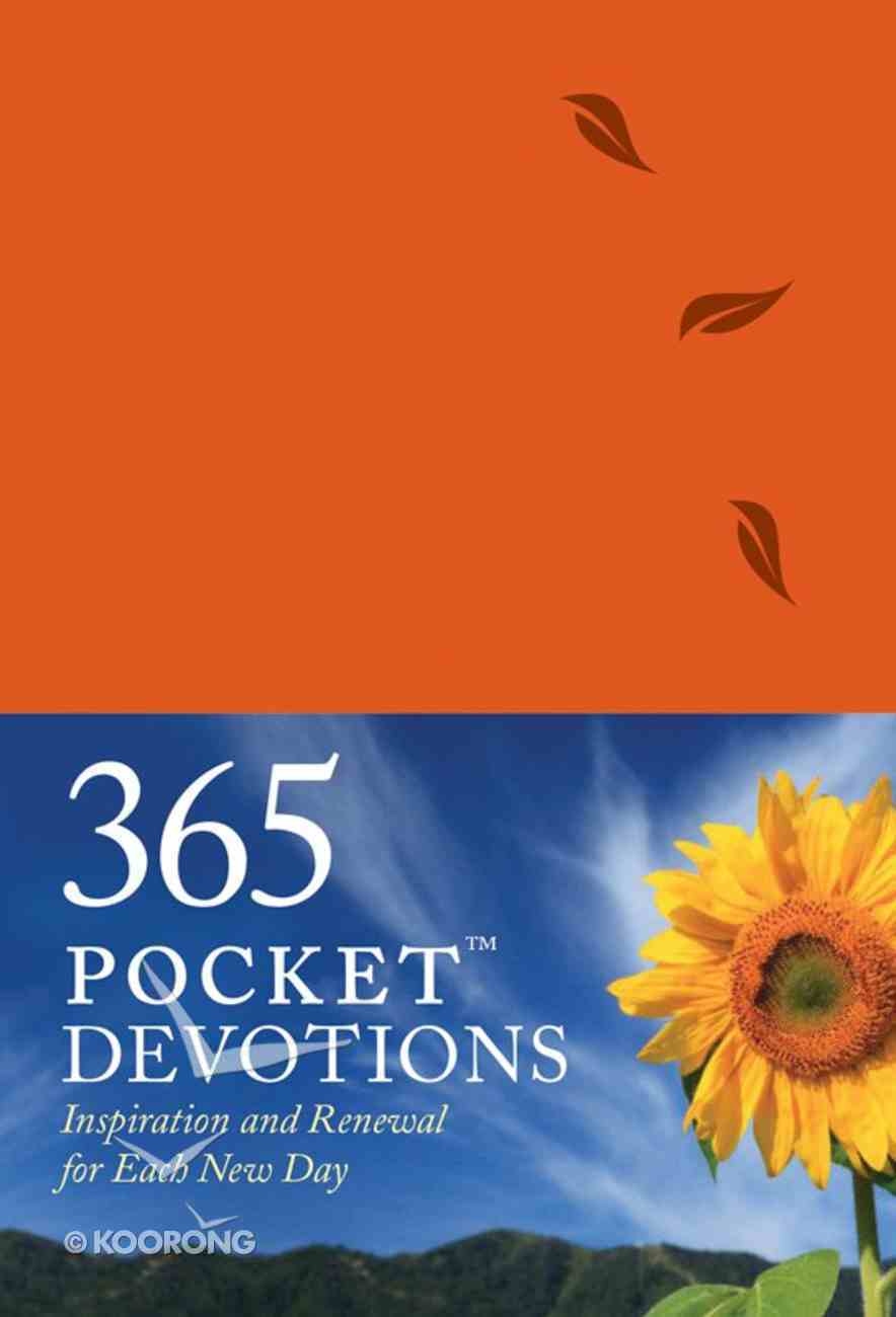 365 Pocket Devotions eBook