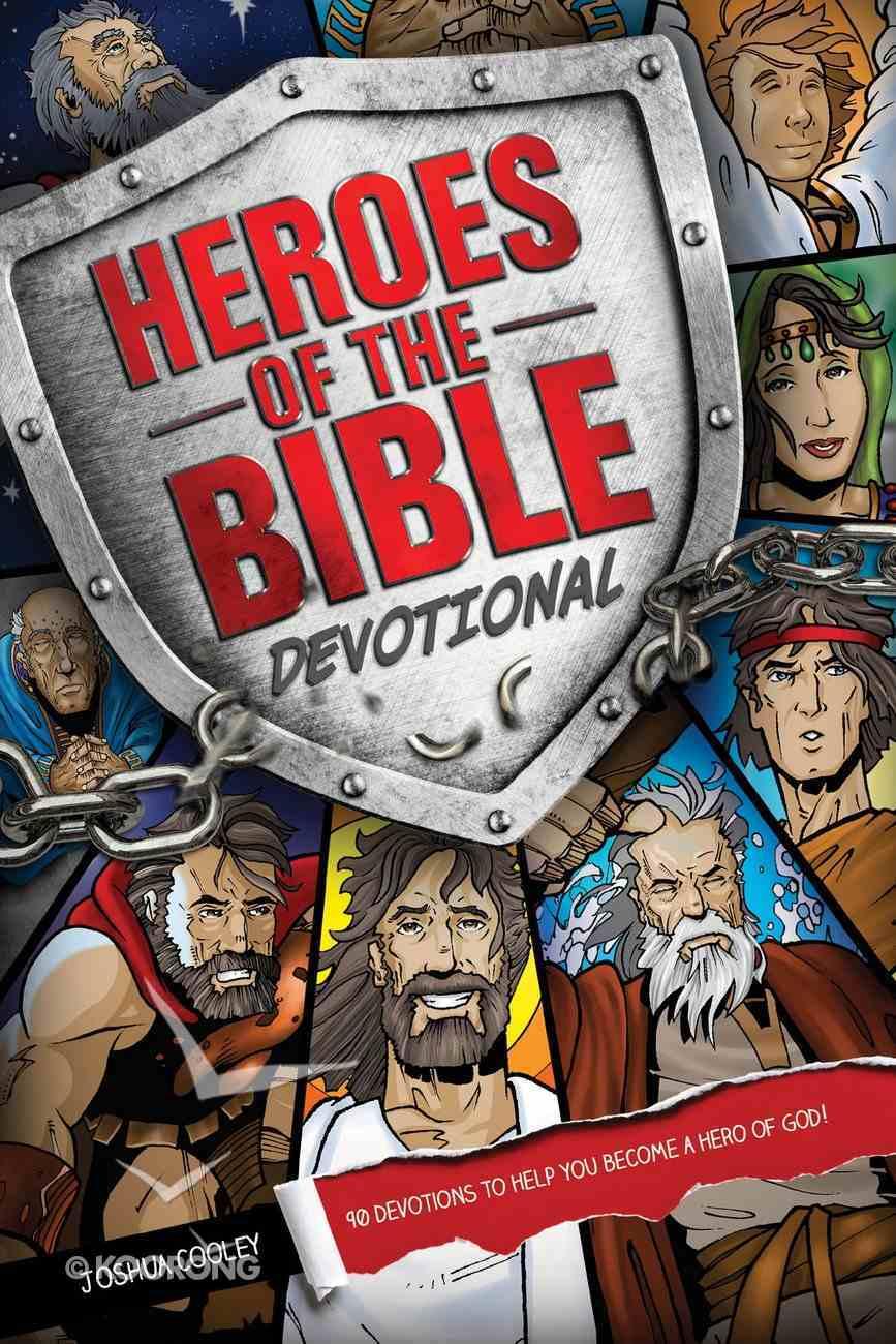 Heroes of the Bible Devotional eBook