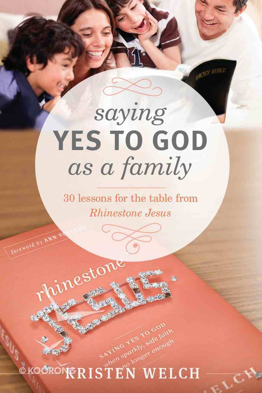 Saying Yes to God as a Family eBook