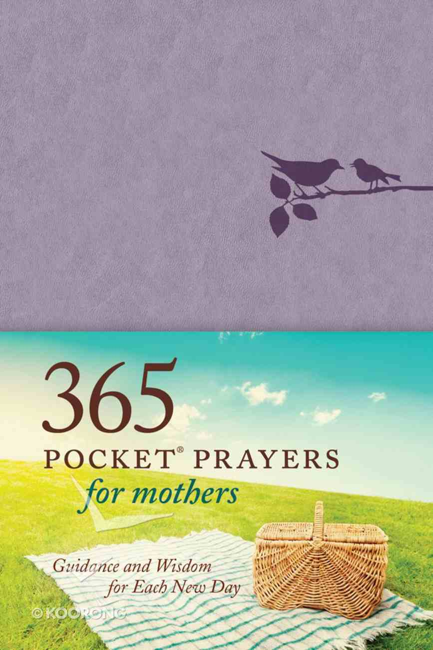 365 Pocket Prayers For Mothers eBook