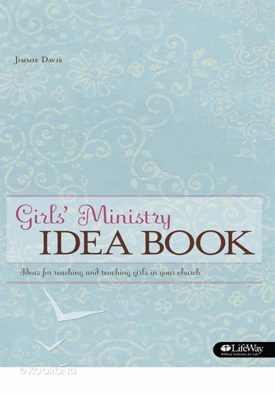 Girls Ministry Idea Book eBook