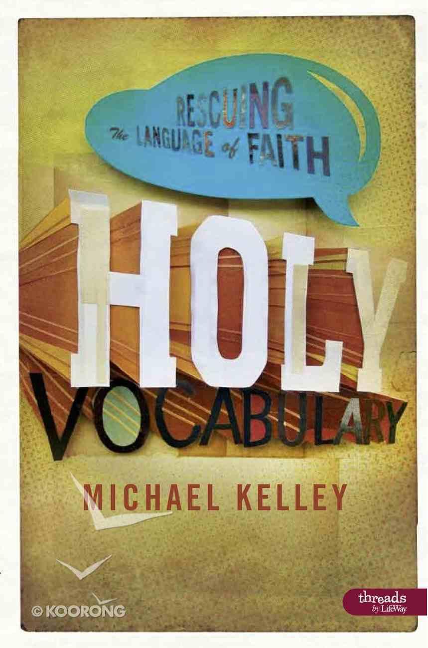 Holy Vocabulary eBook