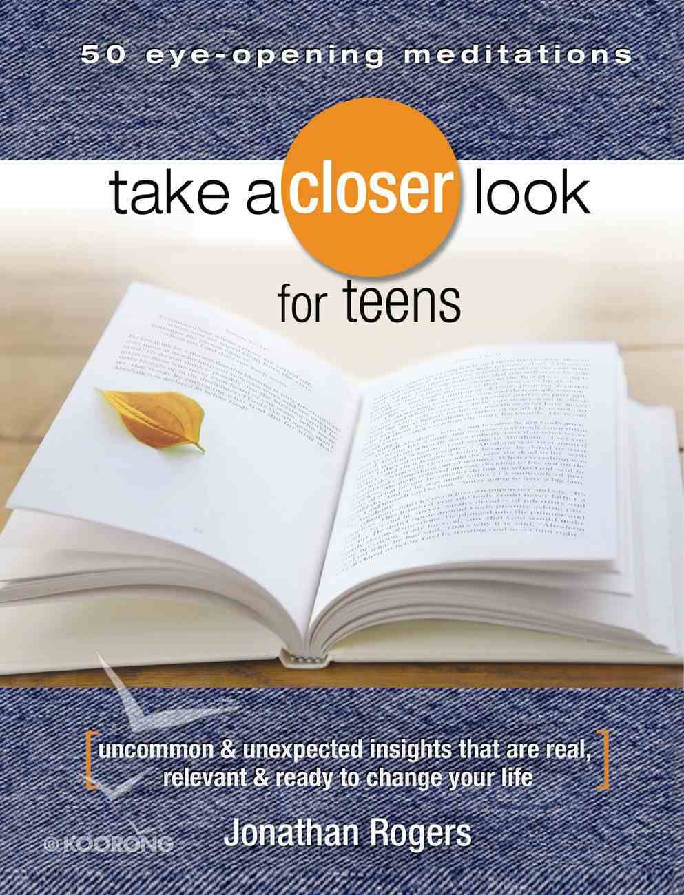 Take a Closer Look For Teens eBook
