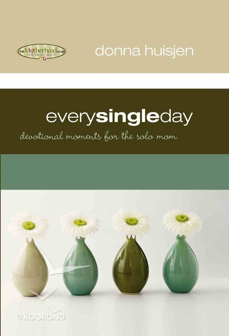 Every Single Day Paperback