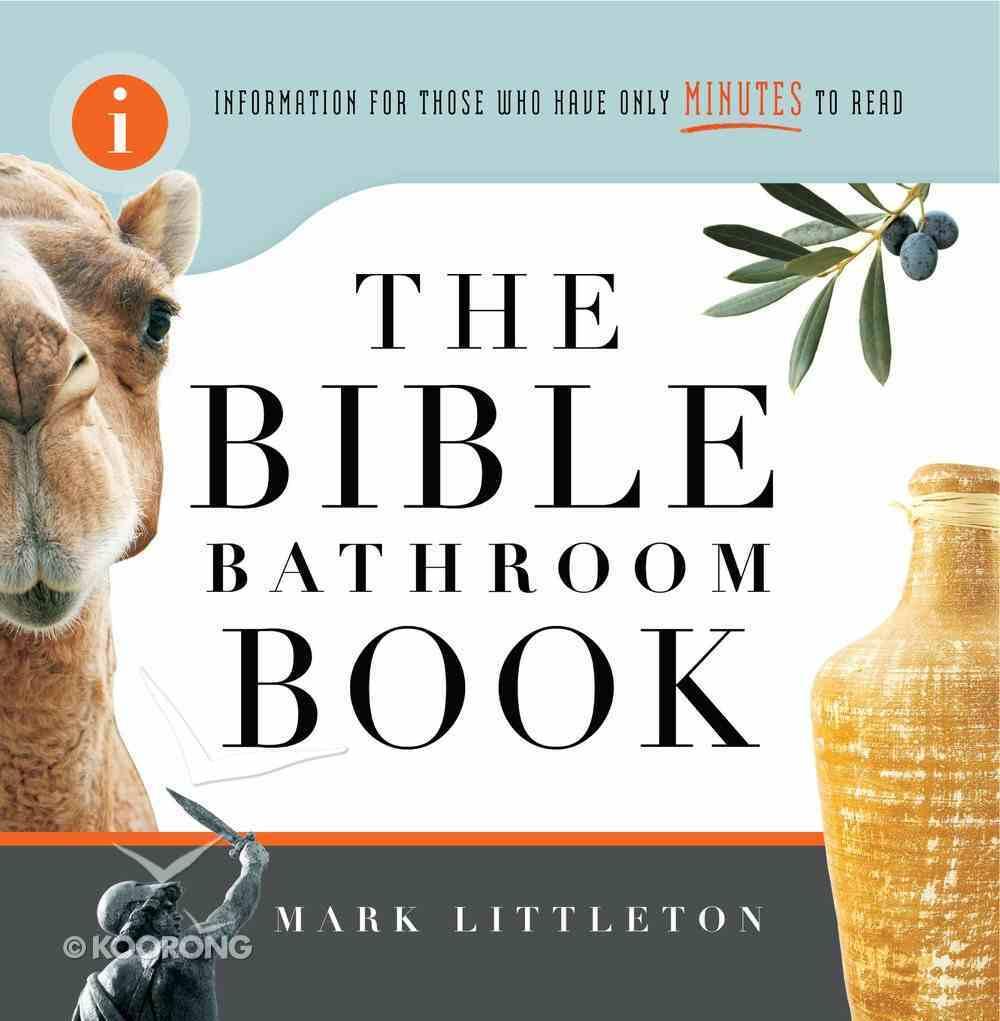 The Bible Bathroom Book eBook