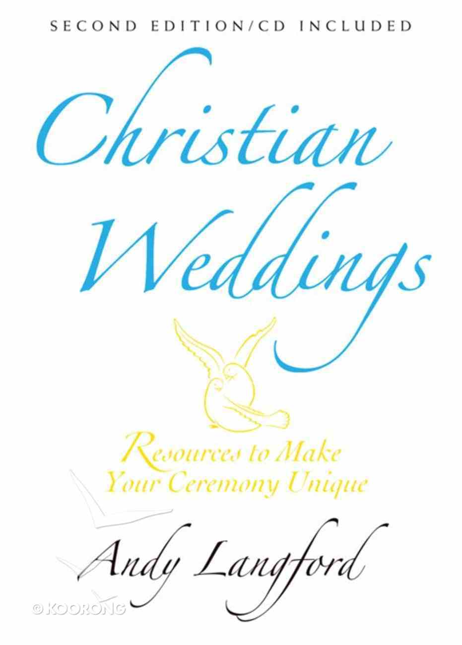 Christian Weddings eBook
