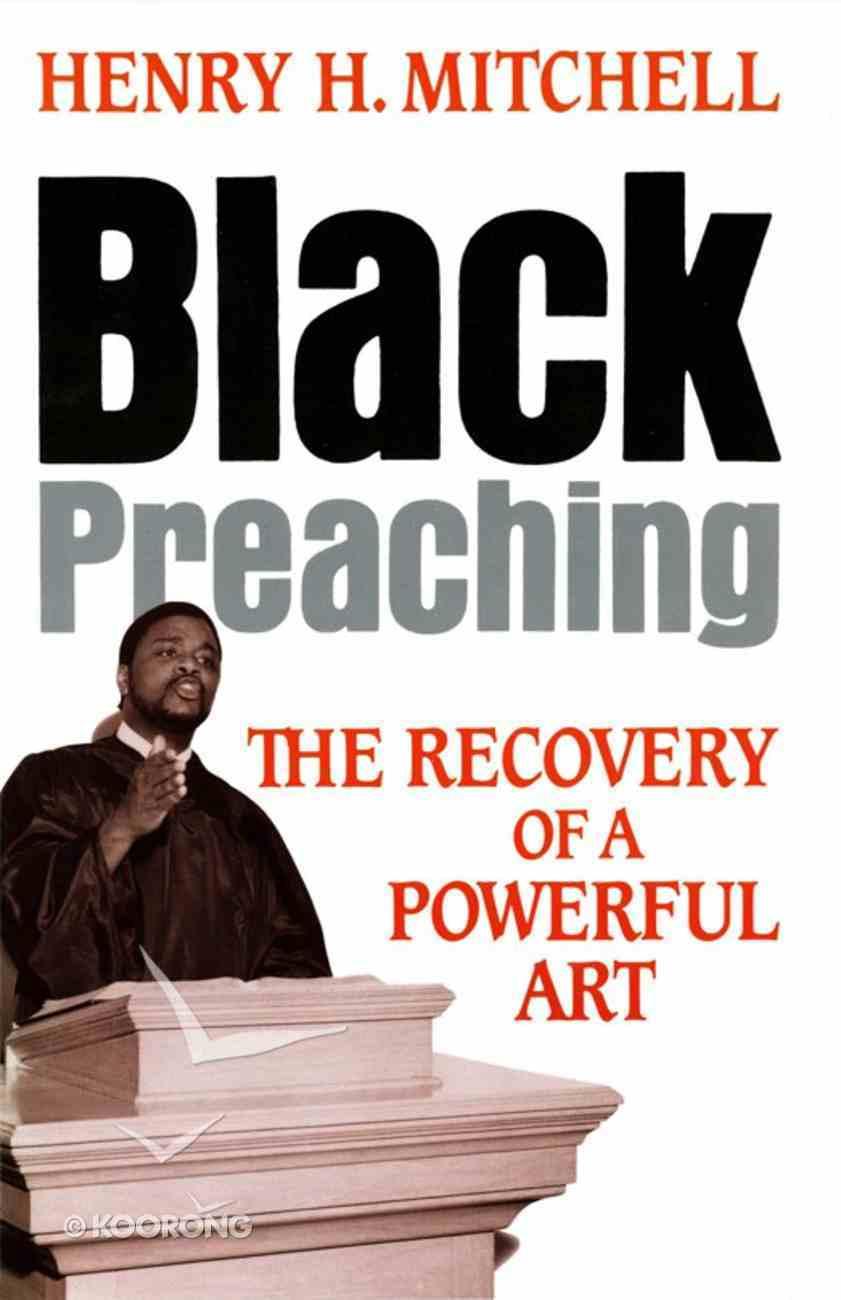 Black Preaching eBook
