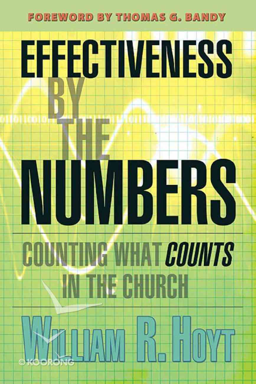 Effectiveness By the Numbers eBook