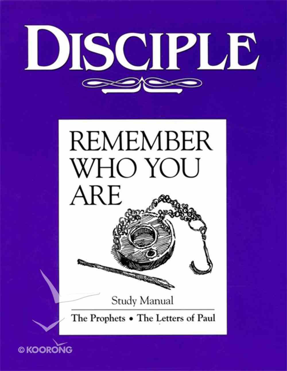 Disciple (Vol 3 Study Manual) eBook
