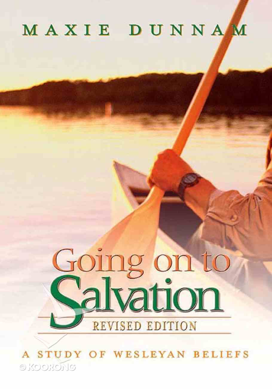 Going on to Salvation eBook