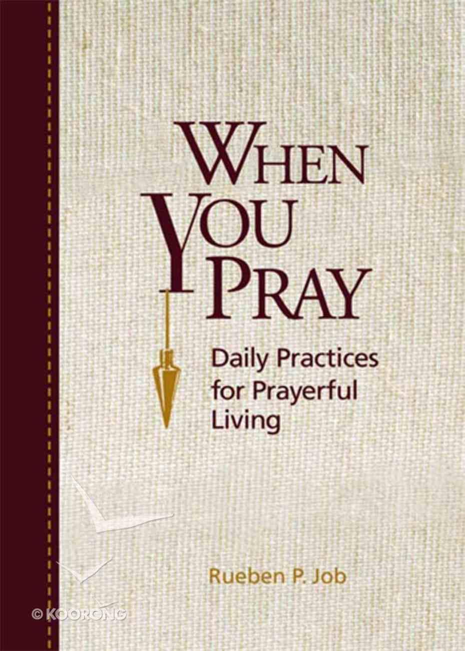 When You Pray eBook