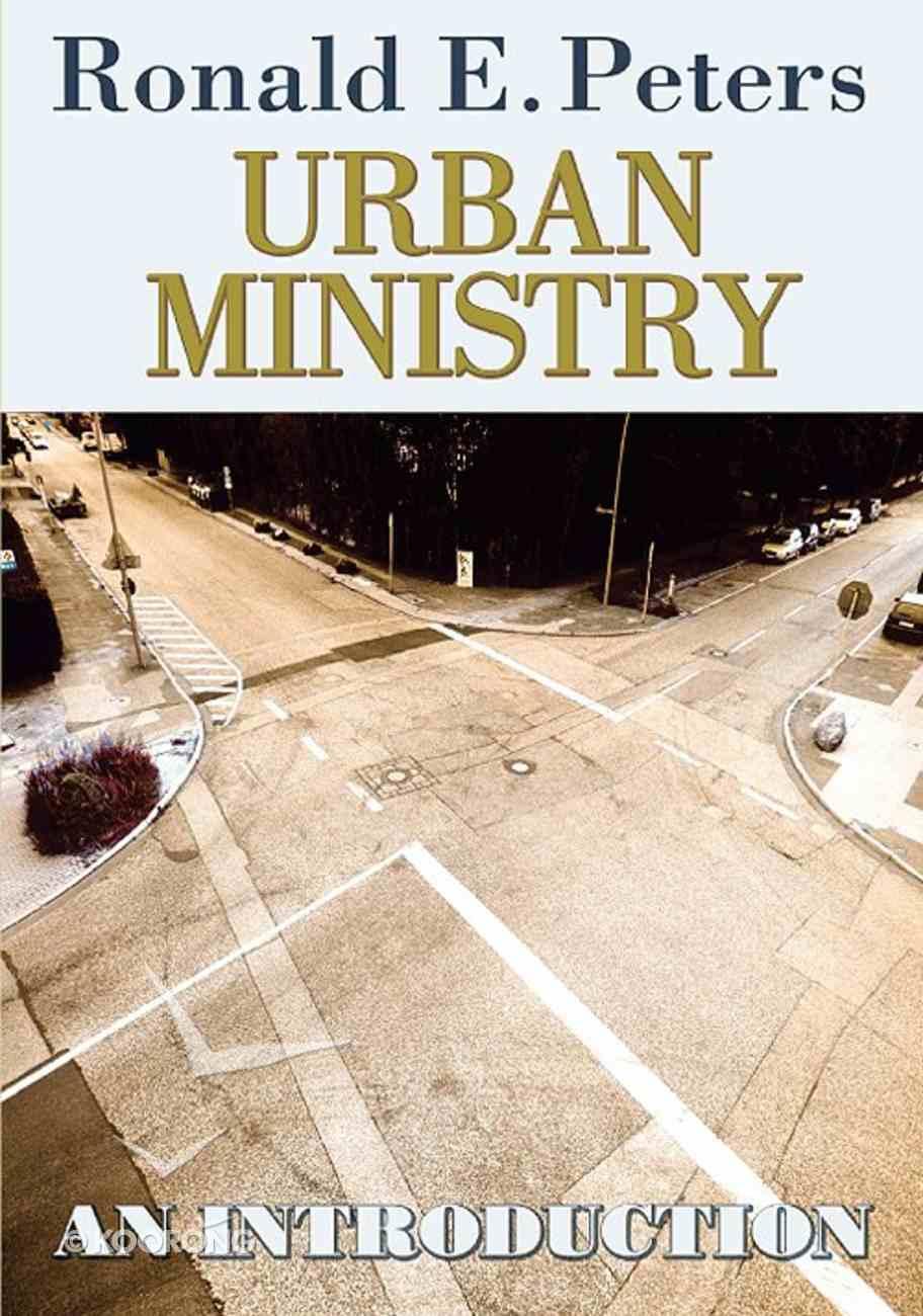 Urban Ministry eBook