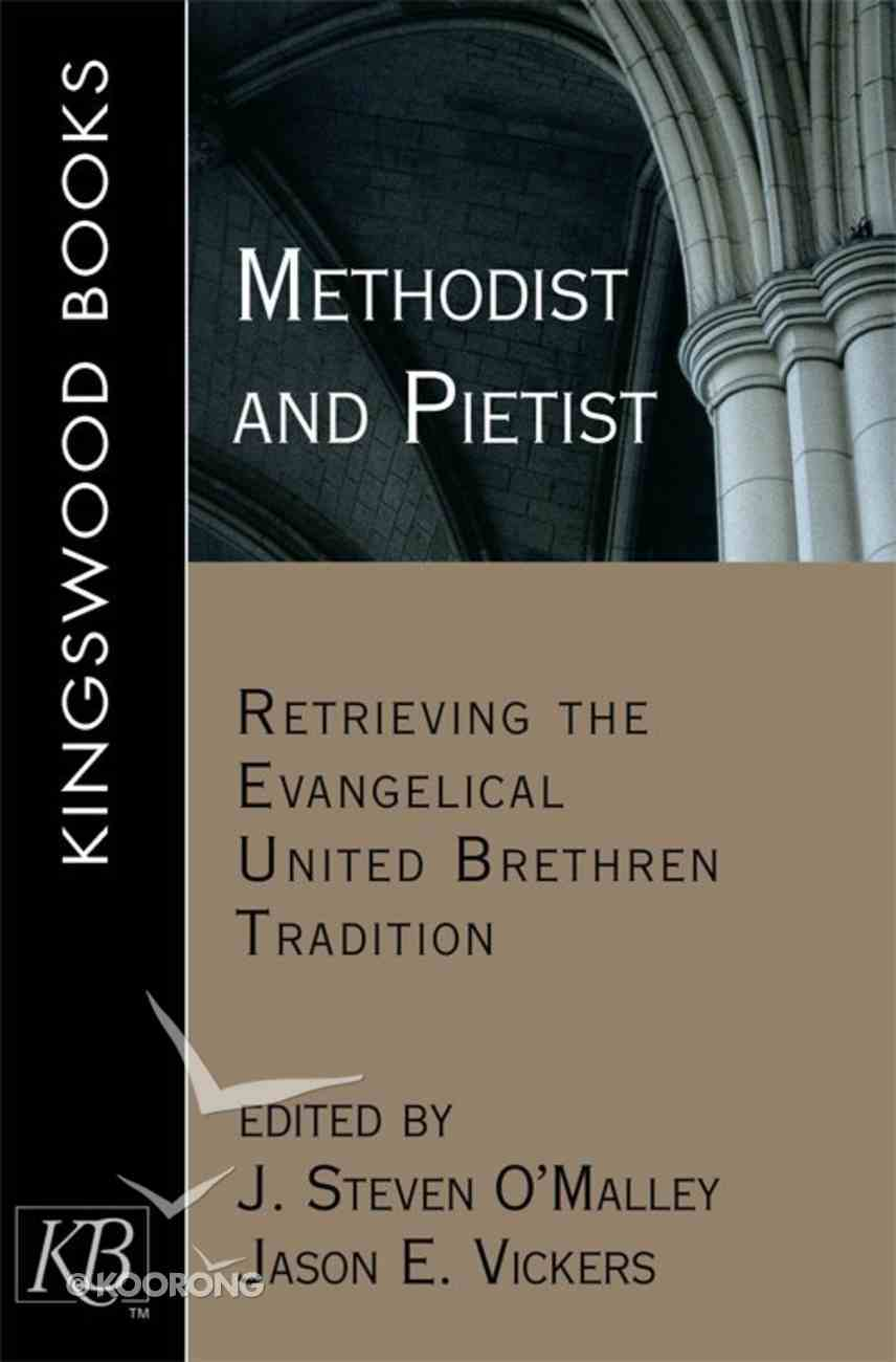 Methodist and Pietist eBook