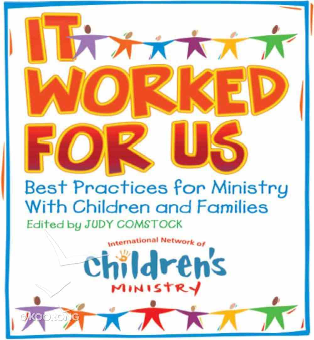 It Worked For Us eBook